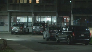 Toronto police are investigating a stabbing in Scarborough that left a woman seriously injured. (CP24)