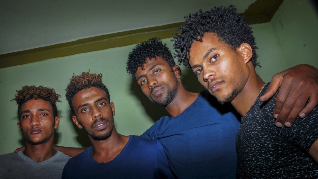 Eritrean defections