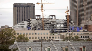New Orleans collapse