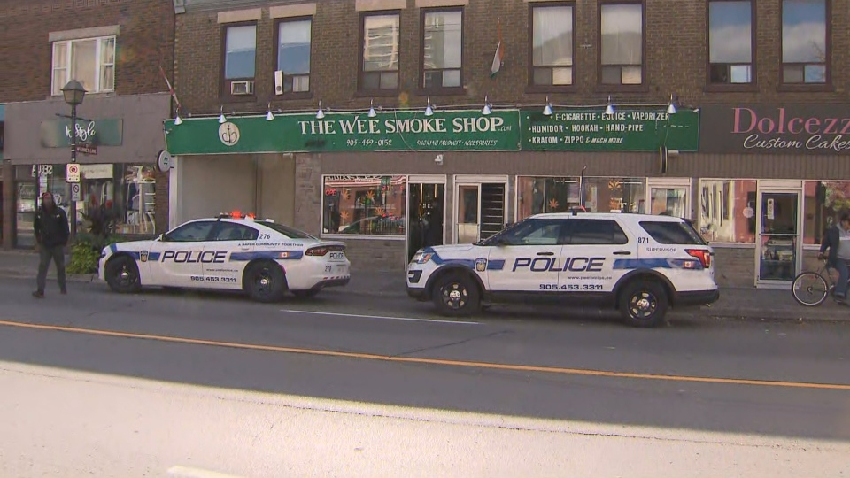 Peel police are investigating a stabbing in Brampton that left three people injured. (CP24)