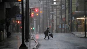 Saskatchewan premier among Canadians sheltering in place in typhoon-battered Tokyo