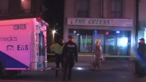 Two women injured after shooting outside bar in Oakwood-Vaughan