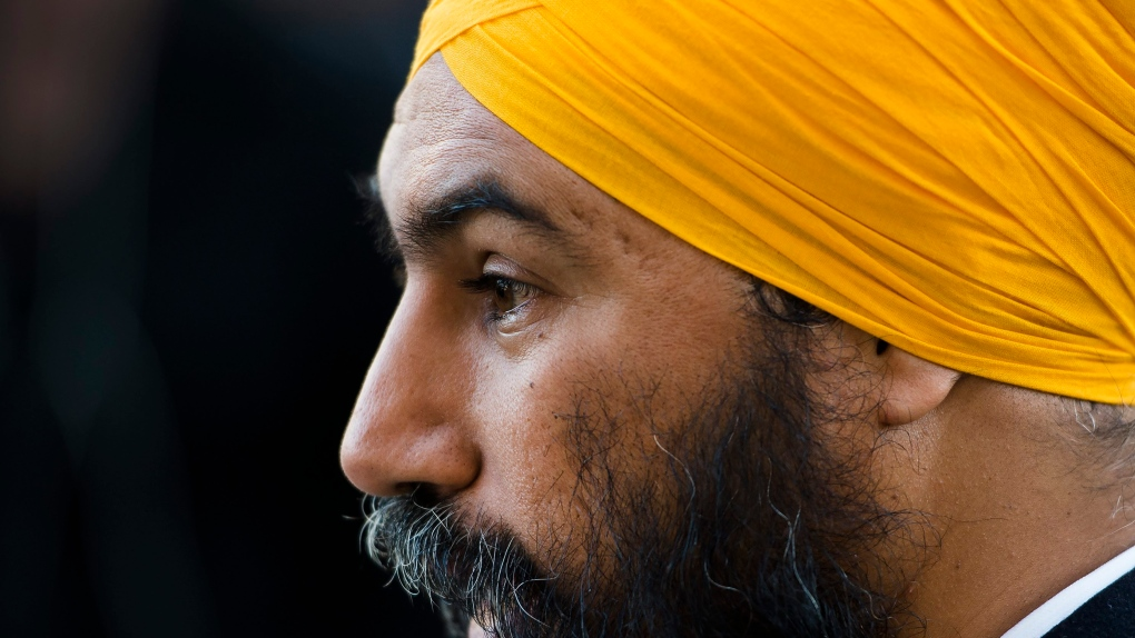 Singh says abolishing the Senate would see Canadians better represented