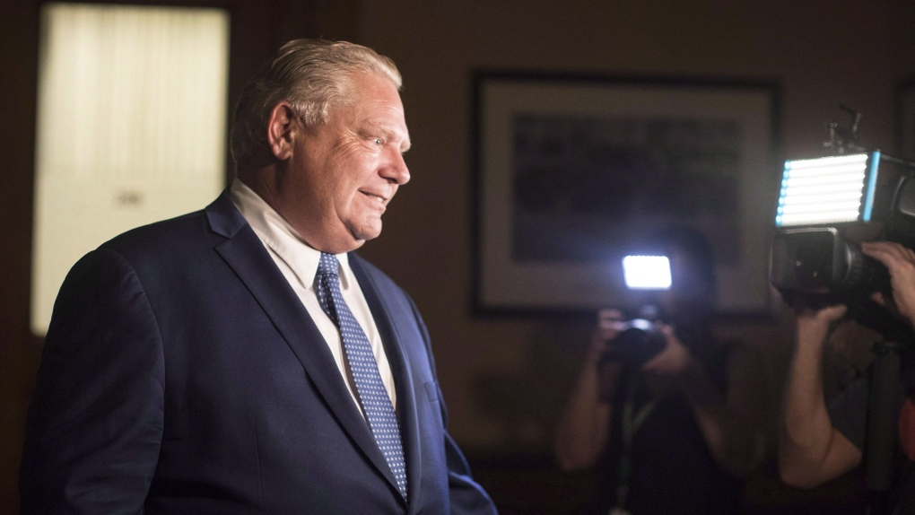 Ontario Premier Doug Ford to make announcement in Kenora, Ont.