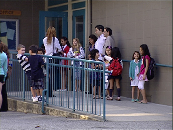 New test results show 30 percent of B.C. kids entering kindergarten are not prepared according to their own teachers and the numbers are getting worse. (CTV/File)