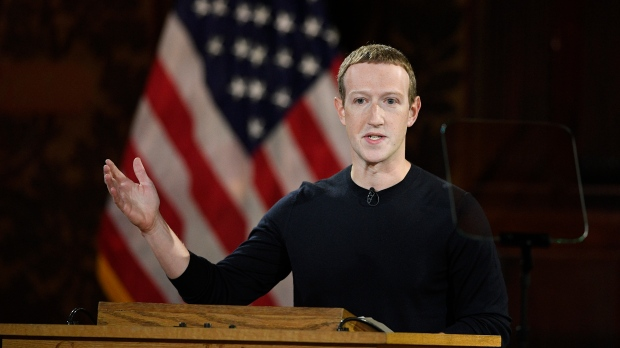 Key Parts of Mark Zuckerberg's Talk on Free Speech at Georgetown University