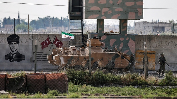 Turkey and Russian Federation to discuss removal of Kurdish militia from Syrian towns