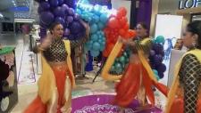 Diwali market