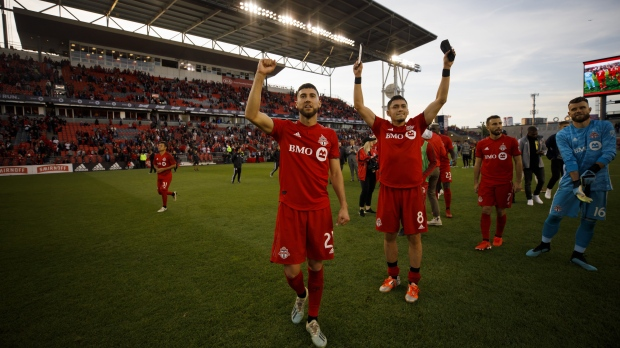 Toronto FC 5, DC United 1: TFC explodes for 4 extra time