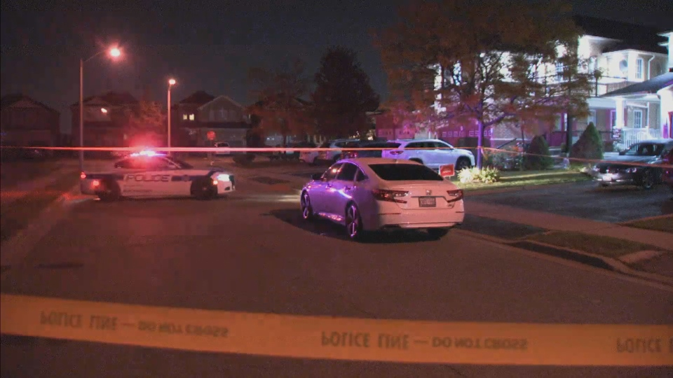 Peel police are investigating after a stabbing seriously injured a 15-year-old boy in Brampton. (CP24)