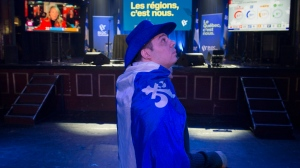 Bloc Quebecois supporter