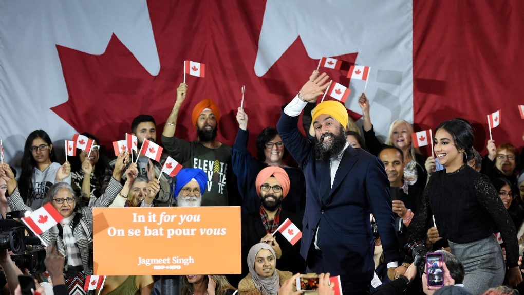Singh poised to play important role in Liberal-led minority Parliament