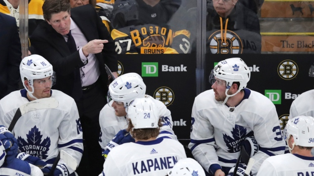 Toronto Maple Leafs play another miserable, unacceptable performance