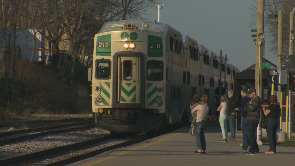 Metrolinx is shutting down service on GO Transit's Lakeshore East Line for infrastructure upgrades.