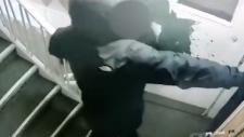 video, suspects, teens, shooting