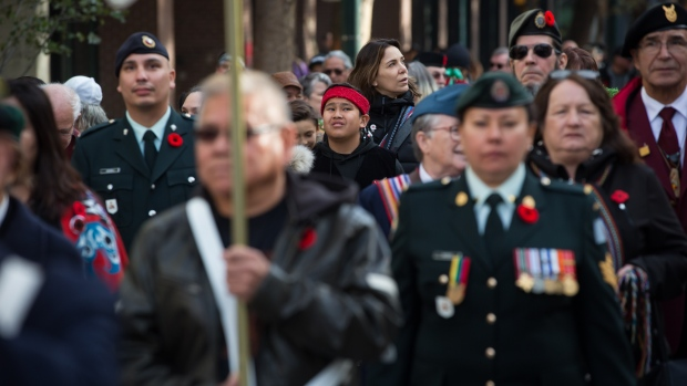 Aboriginal Veterans Day
