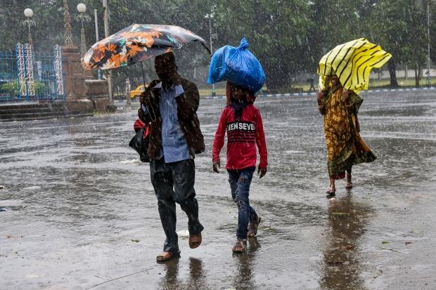 Bangladesh, flooding
