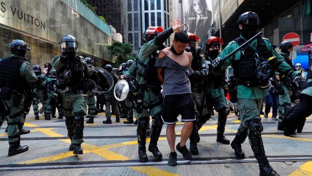 protester,