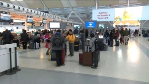 The Public Health Agency of Canada says additional measures will include messaging on arrivals screens at the Toronto, Montreal and Vancouver international airports reminding travellers from Wuhan to inform a border service officer if they are experiencing flu-like symptoms.