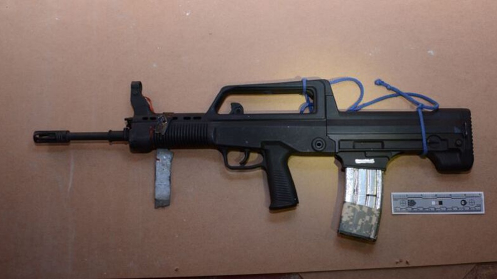 Teens charged, rifle seized after food delivery driver robbed in Scarborough