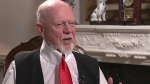 Don Cherry speaks to CTV News Toronto on Nov. 12, 2019.