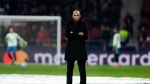 Monaco coach Thierry Henry watches his players before a Group A Champions League soccer match between Atletico Madrid and Monaco at the Metropolitano stadium in Madrid, Wednesday, Nov. 28, 2018. Henry is the new head coach of the Montreal Impact. THE CANADIAN PRESS/AP-Manu Fernandez