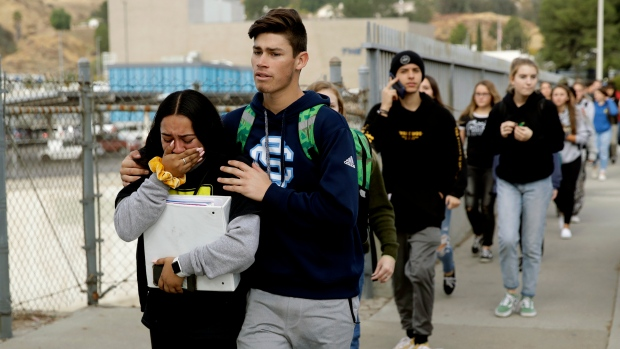 1 dead, several injured in California school shooting - CP24 Toronto's Breaking News