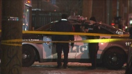 Toronto police are investigating a stabbing in the area of Queen Street West and Roncesvalles Avenue that sent one man to hospital with life-threatening injuries. (CP24)