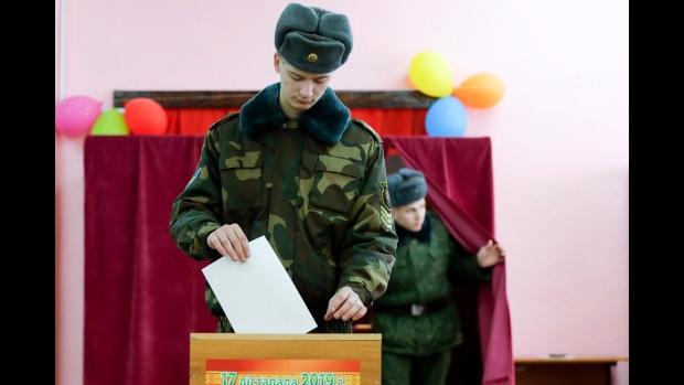 Belarus vote