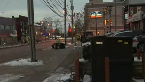 Parkdale stabbing leaves man in life-threatening condition.