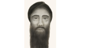 Police have released a sketch of the man wanted for allegedly sexually assaulting a woman when he offered to give her a ride home.