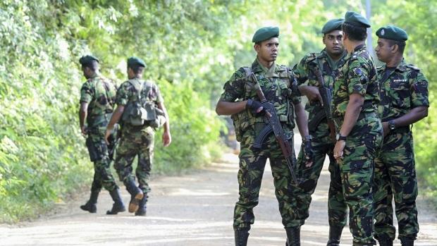 Sri Lanka's Rajapaksa in the lead in presidential election