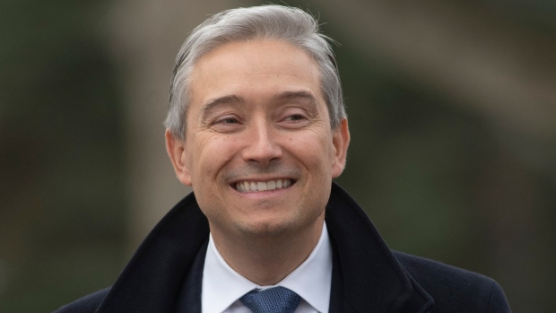 Francois-Philippe Champagne
