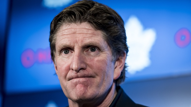 Mike Babcock fired as coach of Toronto Maple Leafs