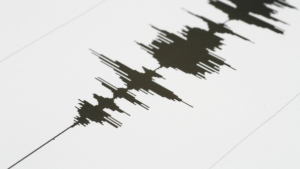 A strong earthquake shook a border area between northern Thailand and Laos early Thursday, swaying high-rises in Bangkok and Vietnam's capital.