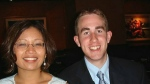 Philip Grandine and his wife Anna are seen in this file photo.   are seen in this file photo.