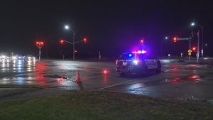 Hamilton police are investigating after a fatal two-vehicle crash in Stoney Creek. (CP24)