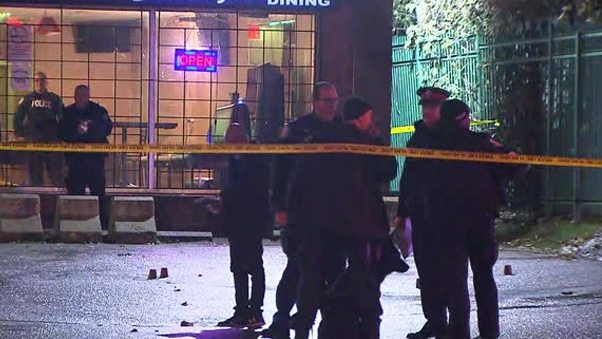 Man in serious condition following Scarborough shooting