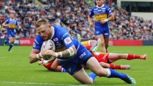 Brad Singleton of the Leeds Rhinos is shown in this undated handout photo. The Toronto Wolfpack have added experience in the form of Leeds Rhinos prop Brad Singleton and London Broncos hooker James Cunningham. THE CANADIAN PRESS/HO, Mike Bowen, Toronto Wolfpack