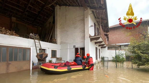Greece floods kill 4; hundreds of homes damaged