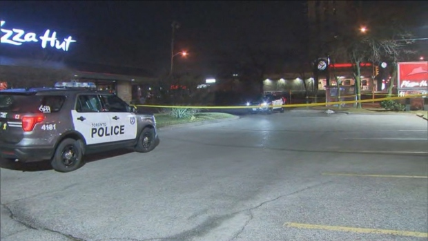 Suspects Sought Following Carjacking In Scarborough Pizza