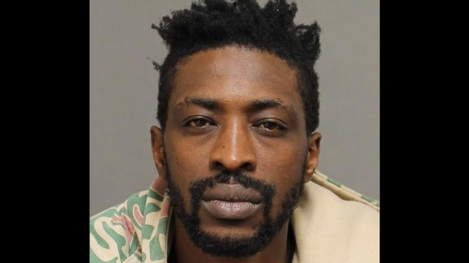 Police say 35-year-old Charlton Sealy was arrested earlier this year. (Toronto Police Service handout)