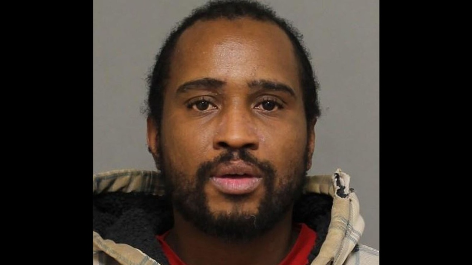 Police say 36-year-old Shabaka Reid was arrested earlier this year. (Toronto Police Service handout)