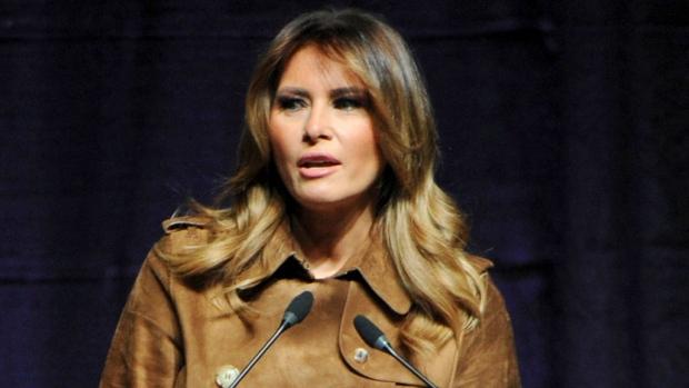 Melania Trump Was Just Booed At a Public Event