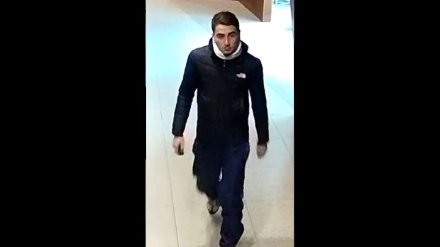 Canada, Post, robbery, suspect