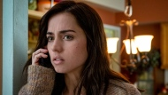 This image released by Lionsgate shows Ana de Armas in a scene from 'Knives Out.' (Claire Folger/Lionsgate via AP)