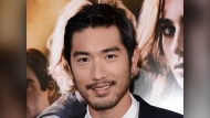 "In this August 12, 2013, file photo, actor Godfrey Gao arrives at the world premiere of ""The Mortal Instruments: City of Bones"" at the ArcLight Cinerama Dome in Los Angeles. (Photo by Dan Steinberg/Invision/AP)"
