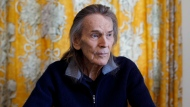 Gordon Lightfoot is postponing concerts this week in Fredericton, Montreal and Ottawa to recover from a summer leg injury. Canadian musician Gordon Lightfoot poses for a portrait in his Toronto home on Thursday, April 25, 2019. THE CANADIAN PRESS/Cole Burston