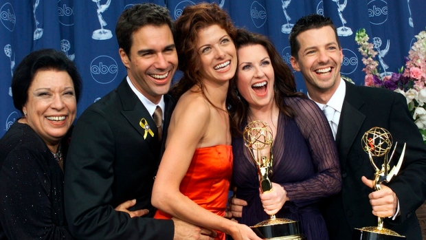 'Will & Grace' actor Shelley Morrison dies at 83