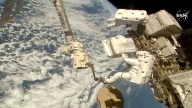 spacewalk,